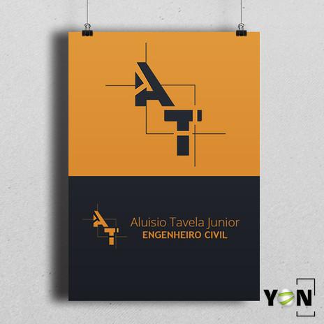 Logo Aluisio Tavela Engenheiro