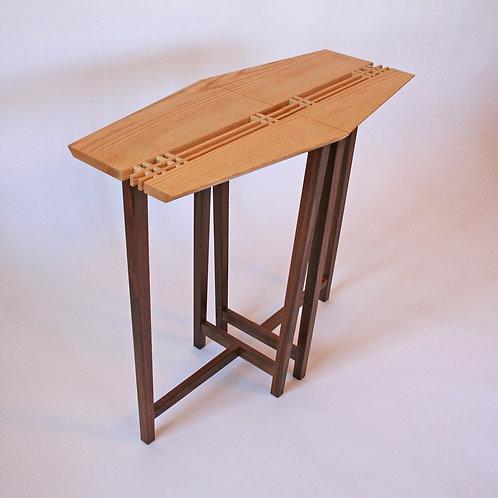 Equinox II   Side Table Pair