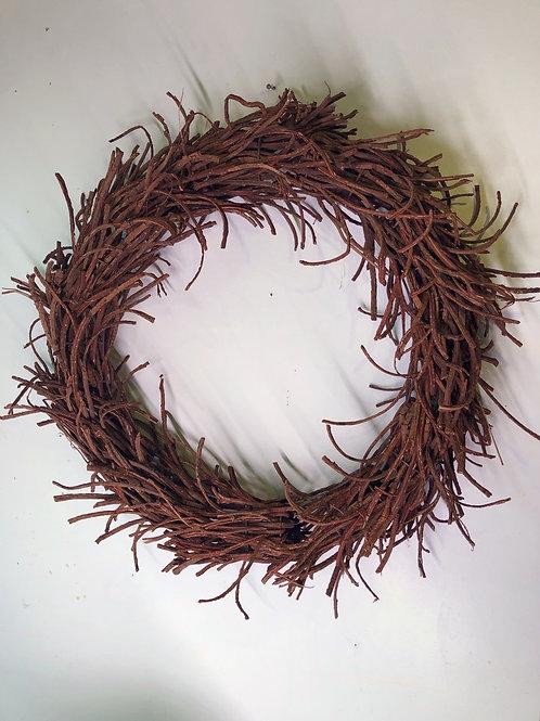 "Bird Nest Wreath 30"""