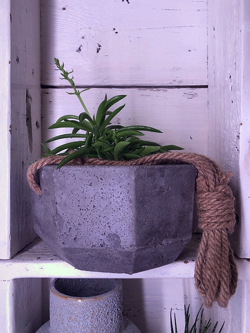 Ely Hanging Plant Pot