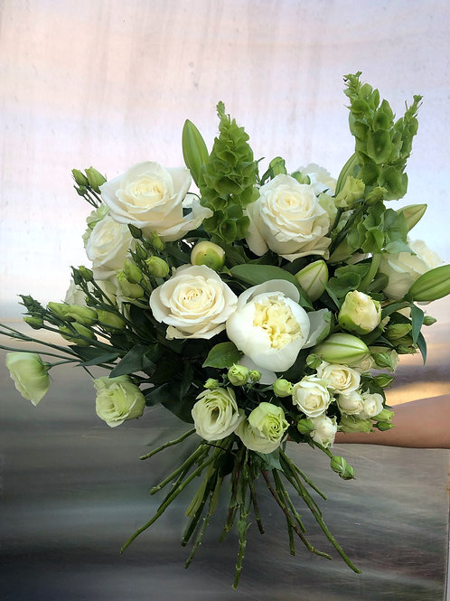 Custom Bouquet - White Out