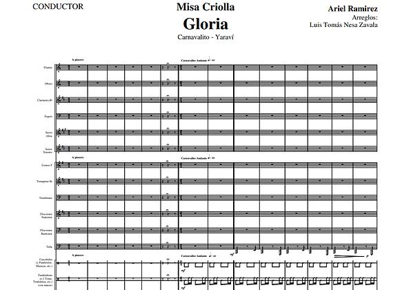 Gloria - Misa Criolla