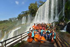Catarátas del Iguazú (Iguzú en concierto 2018)