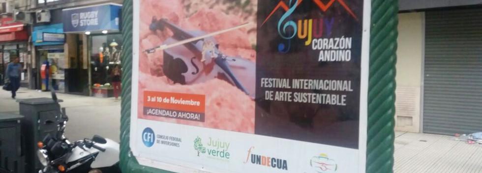 Via Pública: Carapantalla Municipal