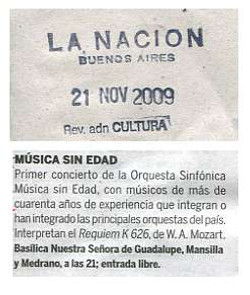 2009-11-21, ADN La Nacion
