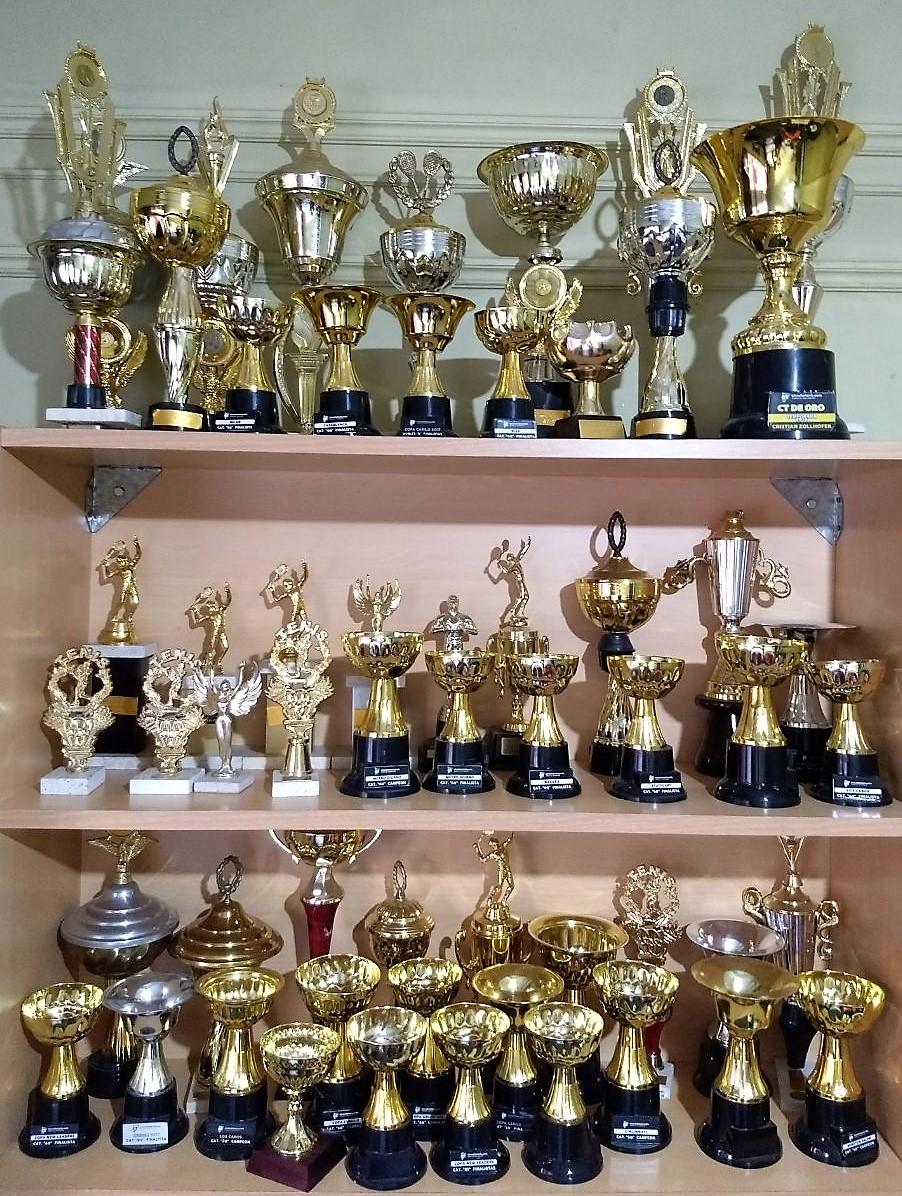 Trofeos 2017