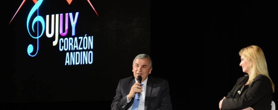 """Presentación en """"Teatro Mitre"""" Jujuy"""