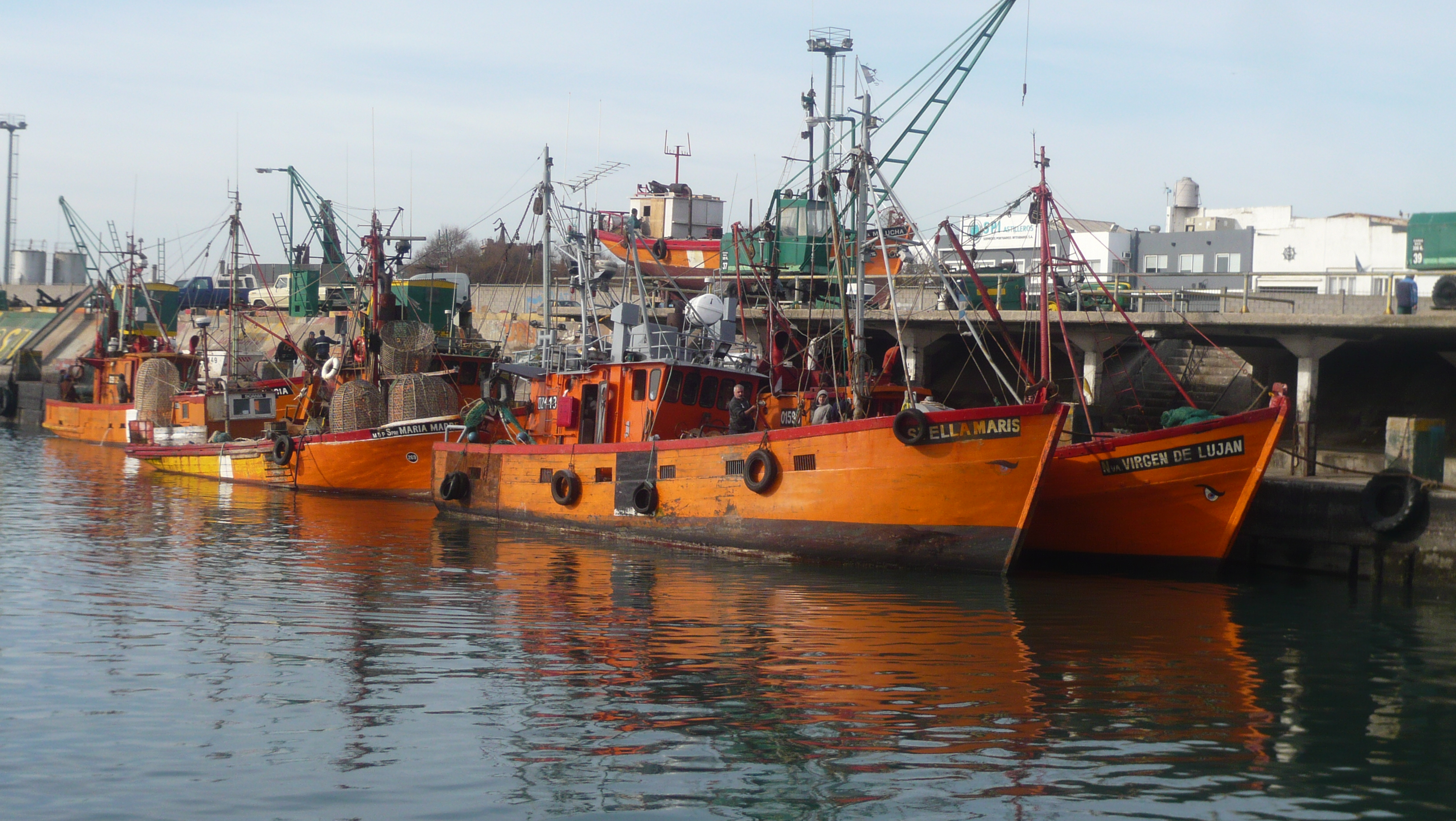 Puerto de Mar del Plata