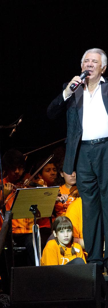 EIOJ 2012  Artista Invitado: Raul Lavie