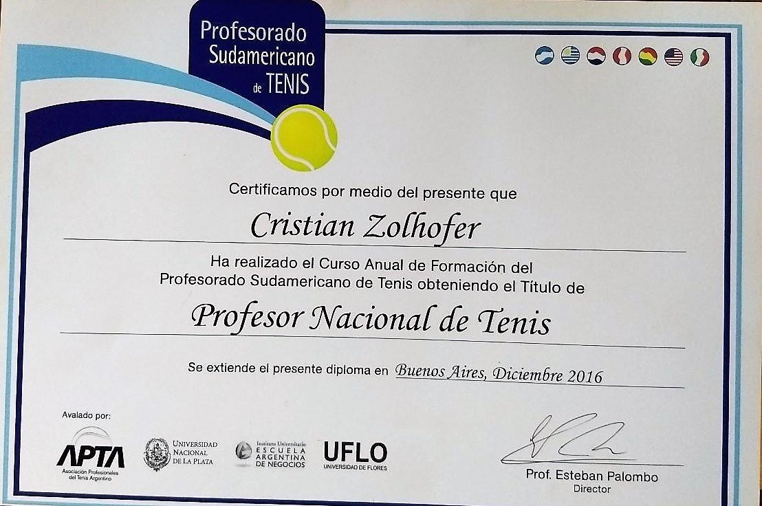 Diploma profesorado
