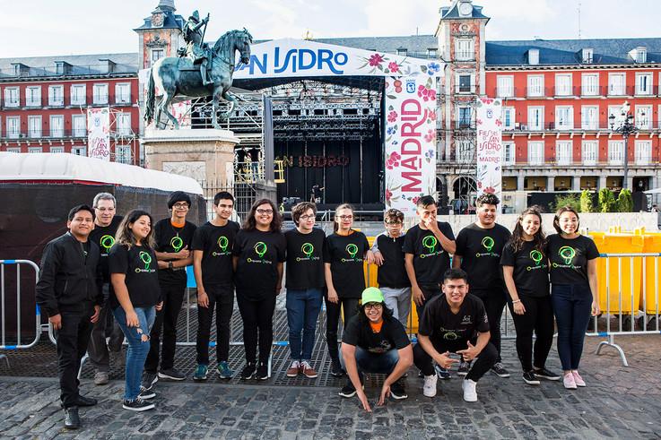 SOJ - PLAZA MAYOR MADRID