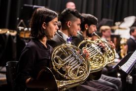 Orquesta de Apertura del Festival JCA.jp