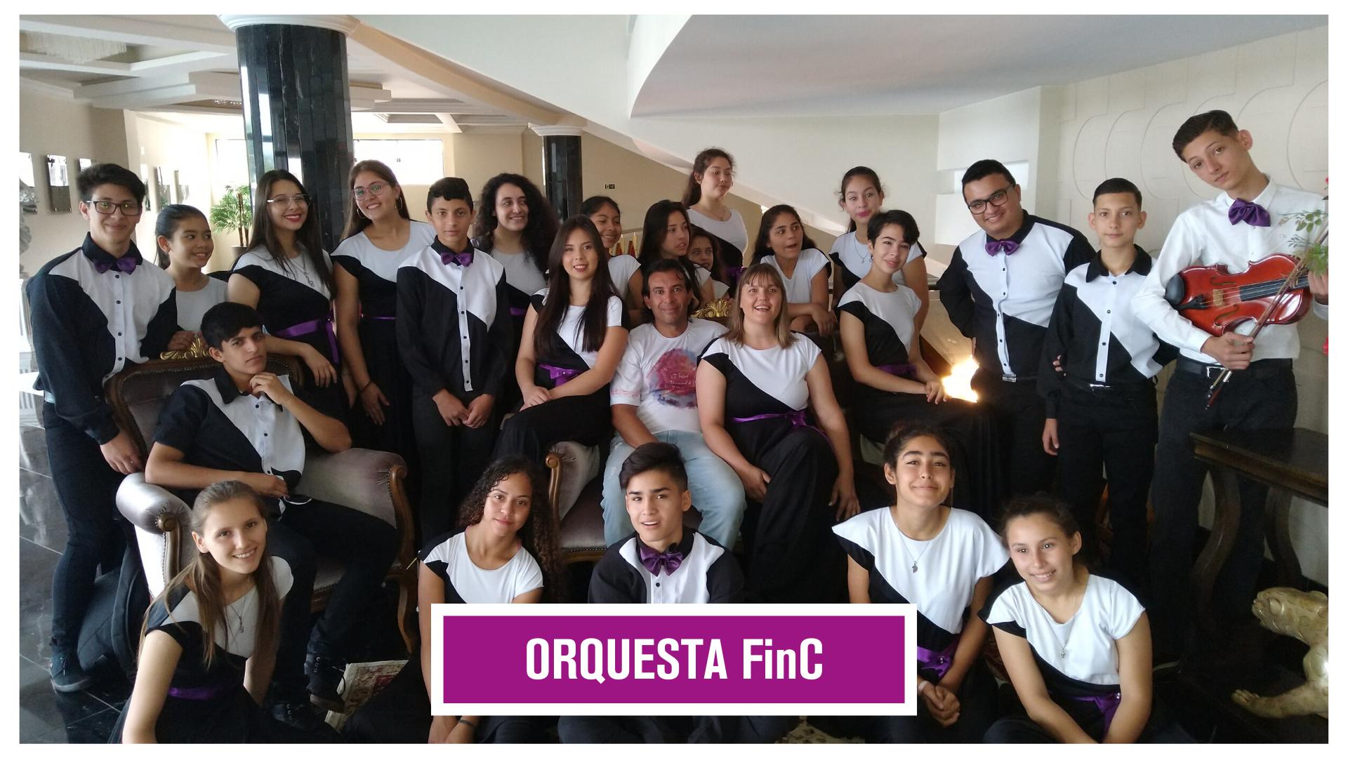 •ORQUESTA FinC - ARG/BR