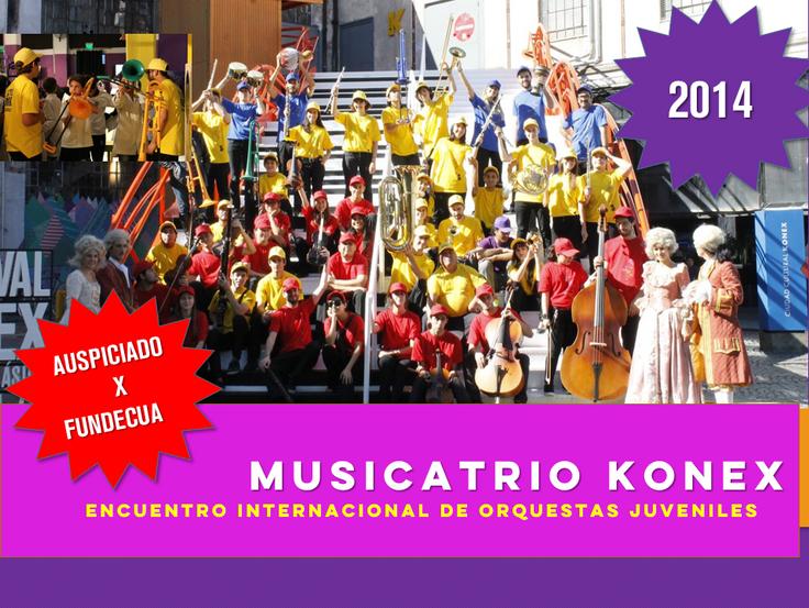 MUSICATORIO EN EL KONEX