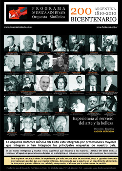Presentacion orquesta MSE