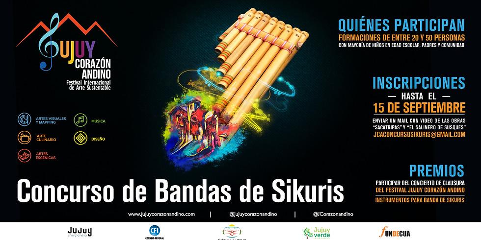 Concurso Banda de Sikuris