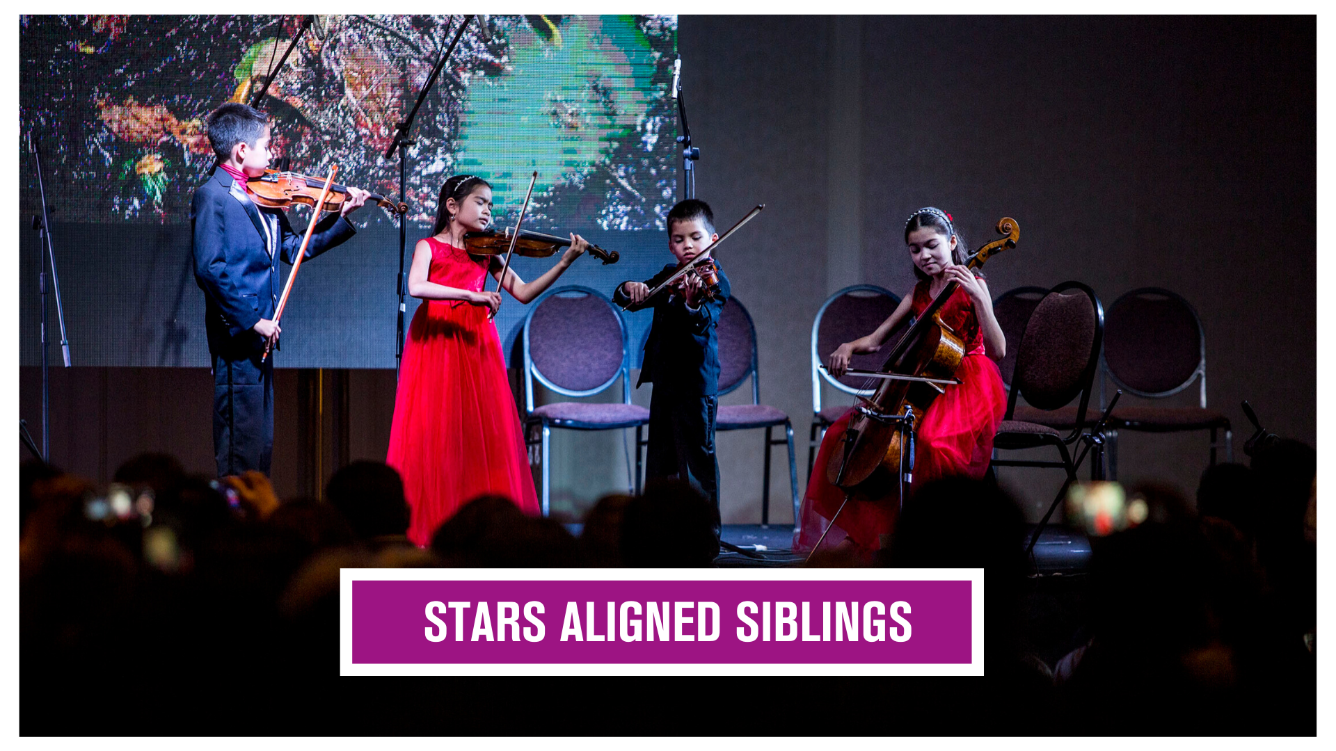 •	STARS ALIGNED SIBLINGS – EE.UU