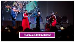 •STARS ALIGNED SIBLINGS – EE.UU