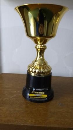 CT de oro trofeo 2016
