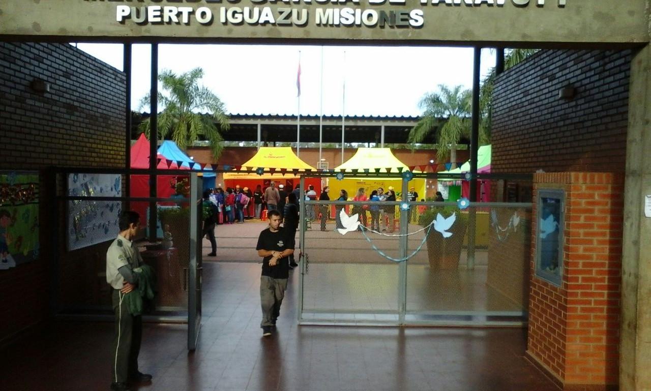 Escuela Puerto Iguazú