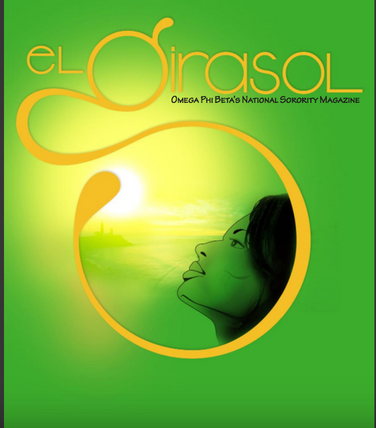 El Girasol - National Sorority Magazine