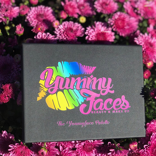 The YUMMYFACE  PALETTE 🎨