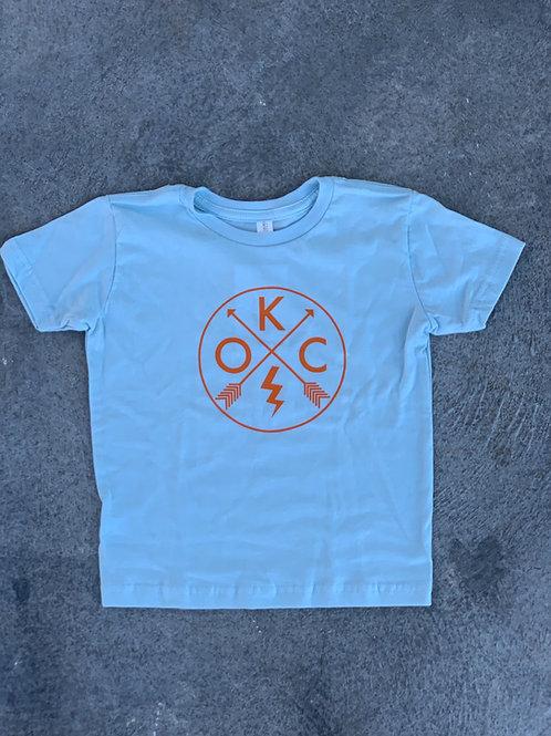 Kid's OKC circular logo