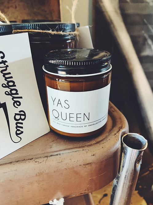 Yas Queen Candle (small)