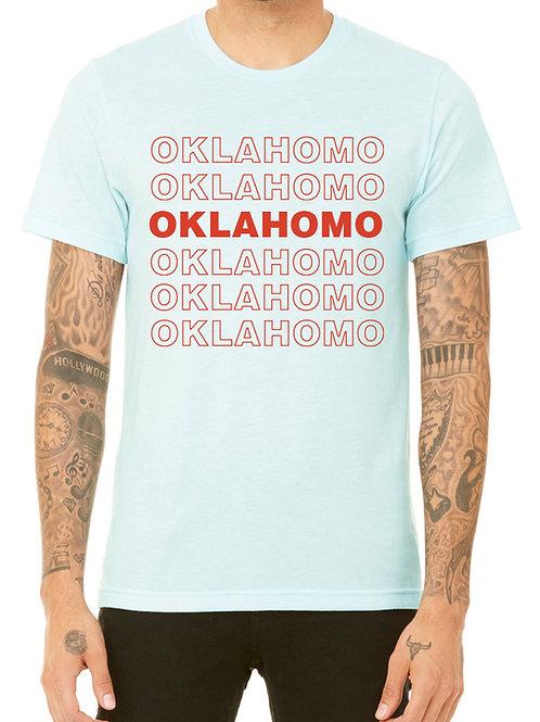 OKLAHOMO tee (various colors)