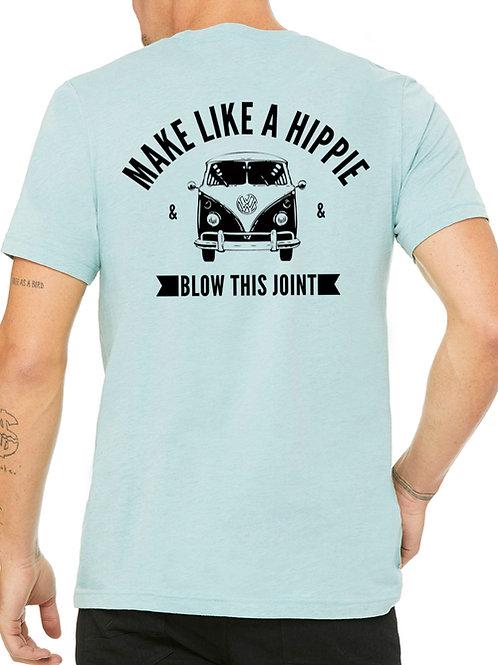 Make like a hippie