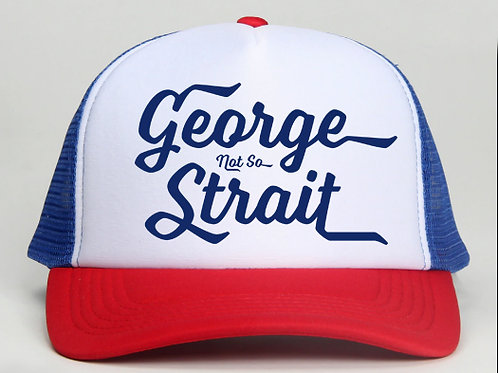 George Not So Strait