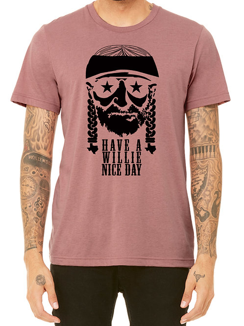 Have a Willie Nice Day (various colors)