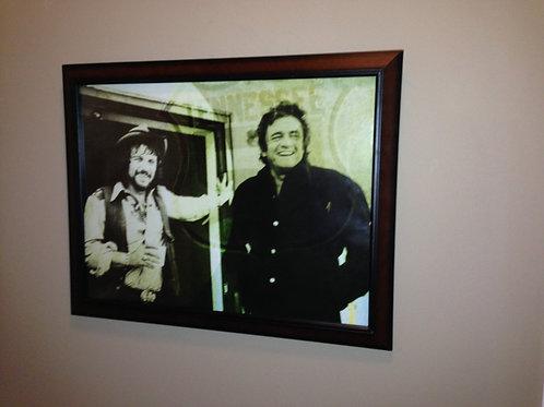 Waylon & Cash