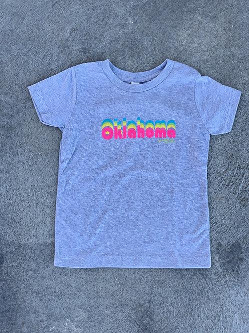 Kid's Neon Oklahoma