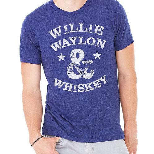 Willie, Waylon, and Whiskey