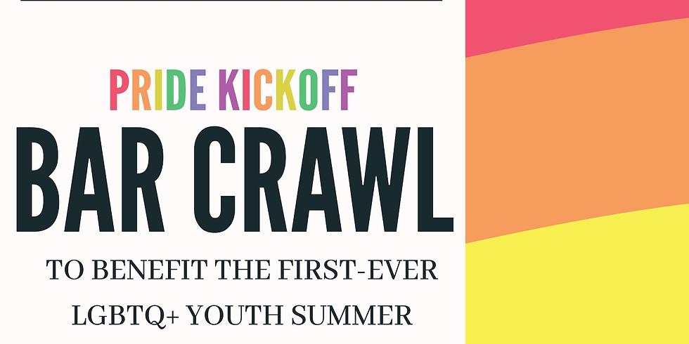 Pride Bar Crawl