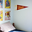 Thumbnail: Stay Weird pennant flag