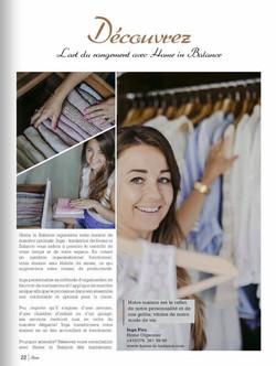 First in Switzerland Magazine