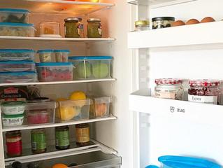 Easy tips to keep the fridge organized