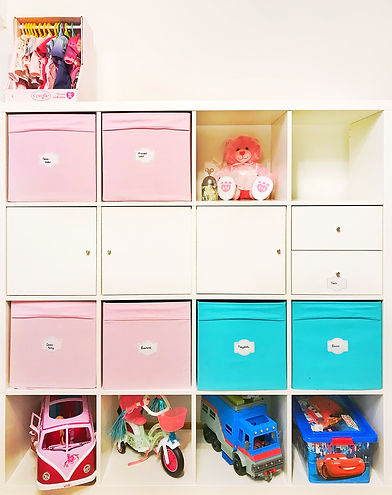 kids room organization, organizing genev