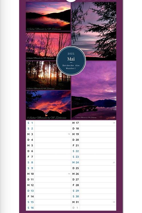 Seelen-Kalender mit deinen Lieblingsbilder