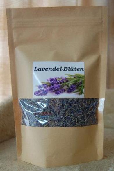 Bio-Lavendel-Blüten