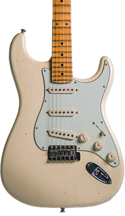 Fender Custom Shop Postmodern Stratocaster Journeyman Relic