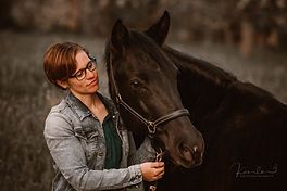 Pferde-Seelenhüterin