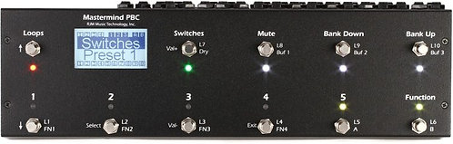 RJM Music Technology Mastermind PBC/10