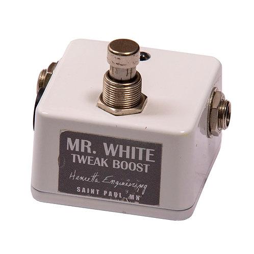 Henretta Mr. White Tweak Boost