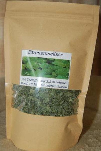 Bio-Zitronenmelisse-Tee