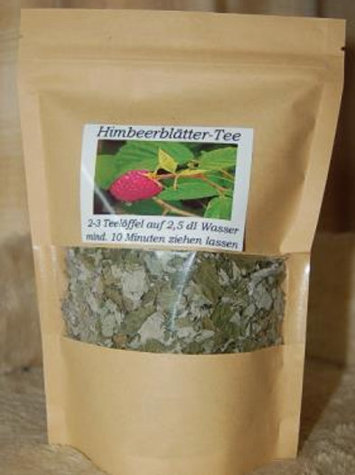 Bio-Himbeerblätter-Tee