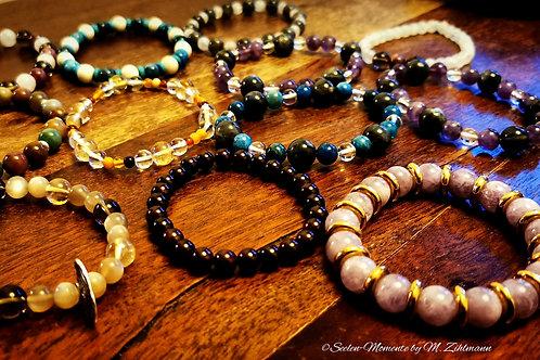 Armkette mit deinen Steinen