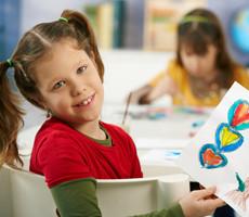 Kids Cafe Kids Sensory Class